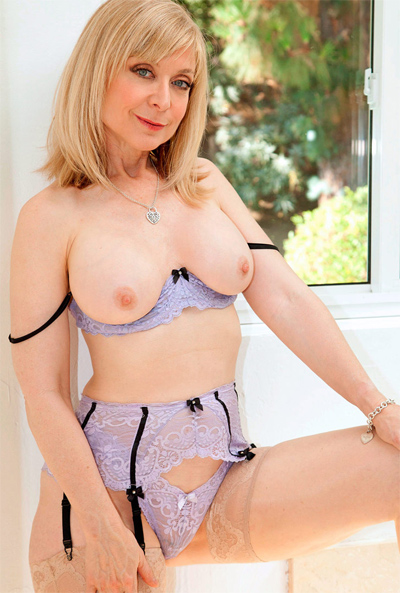 nina hartley anilos Lesbian Teen Hunter Angie, Devon, and Lilly