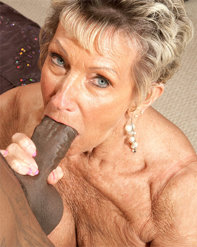 Amazing gilf loves bbc super hot gilf - 1 part 10