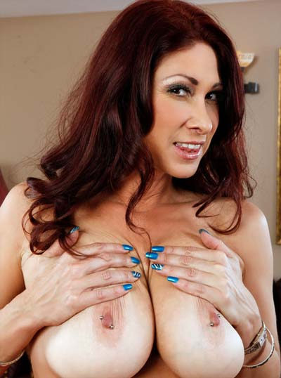 Tiffany Mynx turned 40 this year, and as a result, she is now mature, MILF, ...