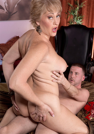 Mature 50 Year Old Blonde